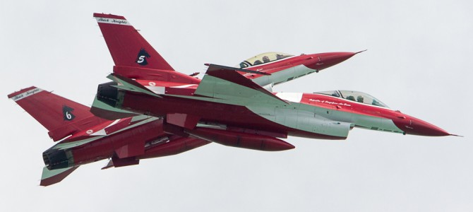[garelly] Singapore Airshow 2014(1st day)